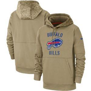 Men's Buffalo Bills Pullover Hoodie